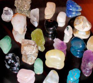 Кратка история на кристалите