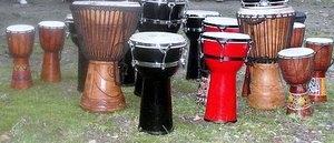 В ритъма на барабана
