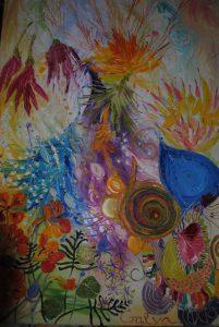 Галя Райчева от Варна и нейния картинен свят