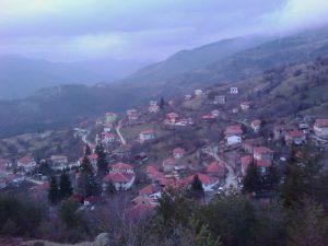 Духът на село Борово под Кръстова гора
