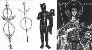 СУРВА и кадуцеят на Хермес
