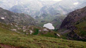 Пирамиди в България – местността Урдините езера в планината Рила