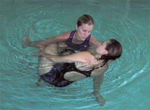 Vivência em Watsu e Jahara Tecnique – Integração corporal termo-aquática